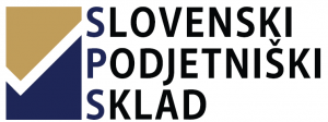 Logo slovenski podjetniški sklad